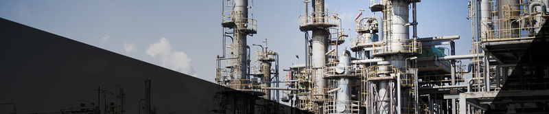 Calibrations for chemical industry - chemical plant