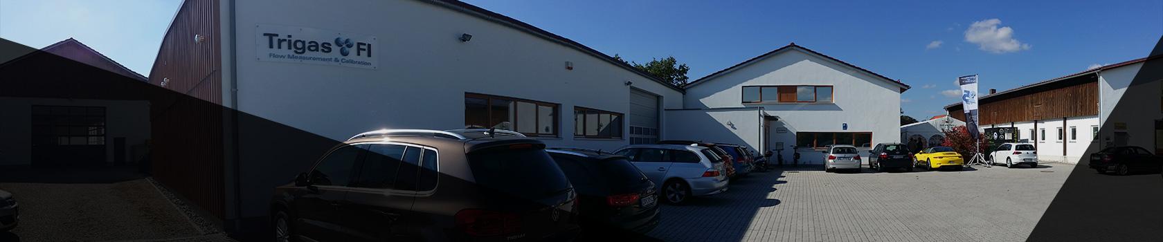 Impressum Unternehmen TrigasFI Headerbild, Foto der TrigasFI Firmengebäude