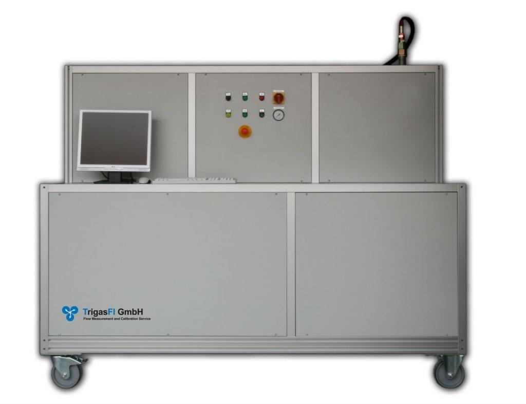 Sonic Nozzle Prüfstand zur Prüfung von Gasmessungen oder zum Test von Turbinenschaufeln in Energie und Umwelt