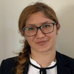 Kontakt Ela Petcu, Applikationsingenieur bei TrigasFI